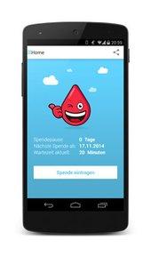 Blutspende-App